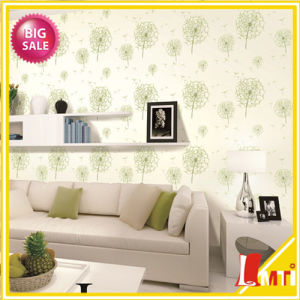 Best Sellers Italy Design PVC Wallpaper with Dandelion Patterns pictures & photos