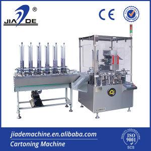 Automatic Cartoner Machine for Sachet/Pouch/Bag (JDZ-120D) pictures & photos