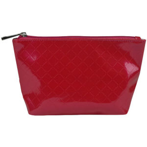 Waterproof Red PU Make up Bag for Cosmetics pictures & photos