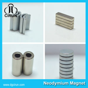 High Quality Neodymium Iron Boron Permanent Magnet pictures & photos