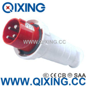 Commando 16A 4p Red IP67 Industrial Plug pictures & photos