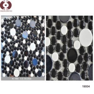 Building Material Decoration Ceramic Floor Wall Tiles Mosaic (19004) pictures & photos