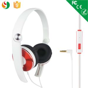 Super Bass Headphone with Microphone pictures & photos