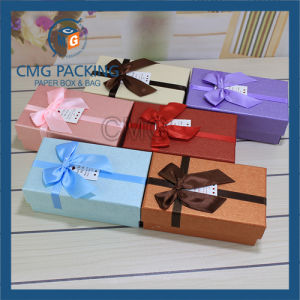 High Quality Custom Key Chain Packing Box (CMG-PJB-070) pictures & photos