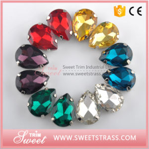 Wholesale Garment Accessories Fancy Sew on Stone Crystal Glass Rhinestone pictures & photos