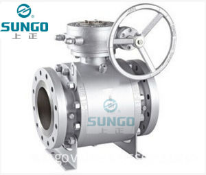 Trunnion Ball Valve (SUGO NO. 501) pictures & photos