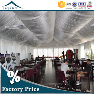 Aluminum Material Outdoor Garden Pavilion Banquet Tent with Glass Wall pictures & photos