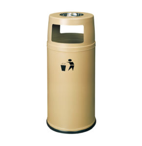 High Quality Outdoor Powde Coating Garbage Bin pictures & photos