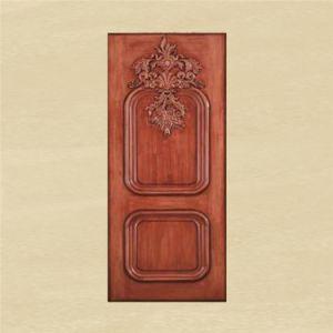Classical Wood Door Design pictures & photos