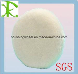 Hook & Loop Srurface Aggressive Wool Polishing Pad pictures & photos