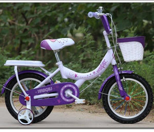 China Supplier of High Quality 5 Wheels Children′s Bicycles pictures & photos