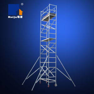 Single Width Scaffolding 6.2m pictures & photos