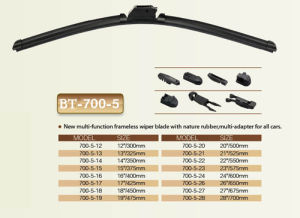 Auto Wiper Blade, Frameless Wiper pictures & photos