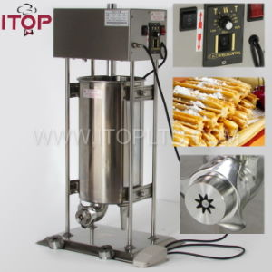 Electric Automatic Stainless Steel Churros Machine for Sale (ITCM-14) pictures & photos