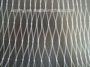 High Quality Nylon Fishing Monofilament Net (0.50mm-0.80mm) pictures & photos