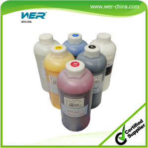 CE ISO Approved High Quality Pigment Inks for DTG Printers pictures & photos
