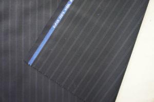 Wool Fabric for Suit 100%Wool Tweed Streak