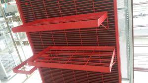 Gondola Metal Rack with Shelves pictures & photos