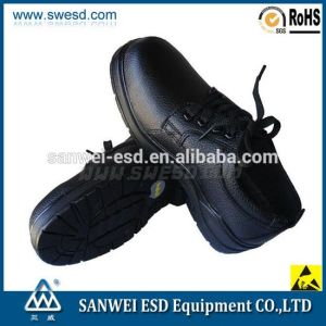 Cheap Anti-Static Safety Shoes with Steel Toe Cap pictures & photos
