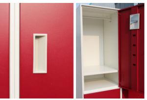 Double Door Locker (EU-602) pictures & photos