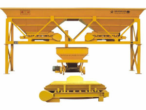 Stable Quality Concrete Batching Machine, PLD800 Aggregate Batcher pictures & photos