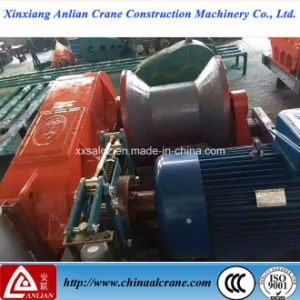 Building Material Tools 8t Electric Winch pictures & photos