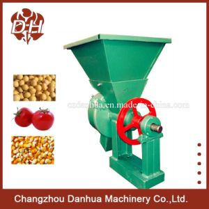 Automatic 30-100kg/H Maize Flour Mill