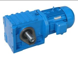 Kcj Series Helical Bevel Gear Motor / Gearbox