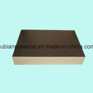 Film Faced Construction Plywood Shandong Manufacture Filmfacedplywood pictures & photos