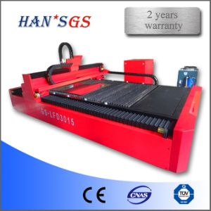 New Type Fiber CNC Laser Cutting Machine 1000W for Metal pictures & photos