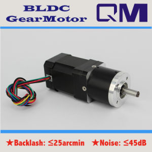 Gear Motor Ratio 1: 40 with NEMA17 60W Brushless DC Motor BLDC