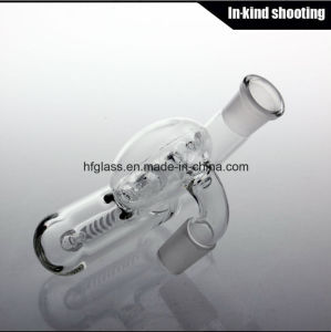 Glass Smoking Ash Catcher with Slitted Inline Ashcatcher Diffuser Ashcatchers Tobacco in Stock China Wholesale pictures & photos
