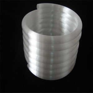 Opaque Helix Quartz Tube Quartz Tubing for Heater pictures & photos