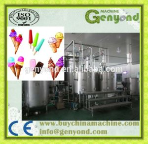 Turn-Key Project Ice Cream Production Line pictures & photos