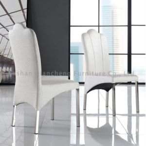 Modern Furniture PU Leather Dining Chair Wedding Chair pictures & photos