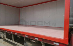 Fire Proof MGO Container Home Flooring pictures & photos