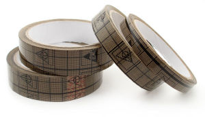 Different Width Anti Static Grey Grid ESD Tape pictures & photos