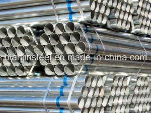 Dn20 Anticorrosive Galvanized Steel Pipe