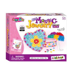 Funny Mosaic DIY Toys Girls Jewelry Box (10259286) pictures & photos
