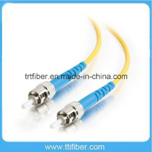 High Quality St/ PC Singlemode Optical Fiber Connector pictures & photos