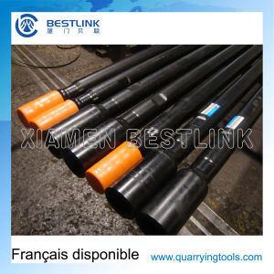 T38 T45 Hex Round Extension Drill Rods for Drifting pictures & photos