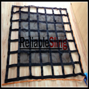 Ce ISO TUV SGS Approved Black Cargo Sling Net pictures & photos