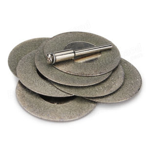 10PCS 40mm Diamond Grinding Wheel Cutting Disc pictures & photos