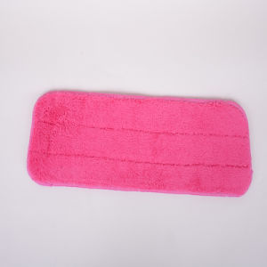 Custom, Pink, Microfiber Mop Head pictures & photos