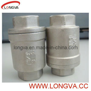 Stainless Steel Sanitary Check Valve pictures & photos