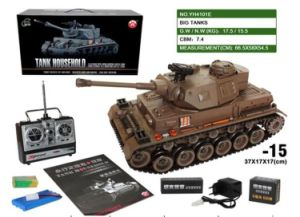 57501e15-German Panther IV Emulation R/C Shooting Battle Tank pictures & photos