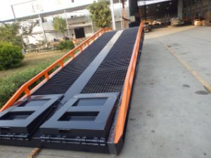 Dcqh Movable Yard Ramp pictures & photos
