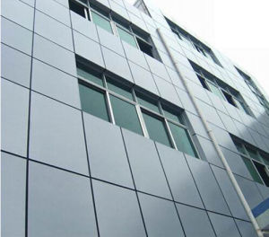 3003 5005 Aluminum Panel for Curtain Wall pictures & photos