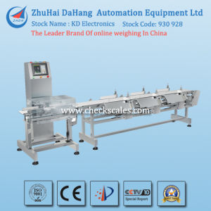 Seafish / Abalone /Oyster Check Weigher and Weight Sorter Machine pictures & photos