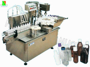 Ygx-250t Liquid Sealing and Filling Machine pictures & photos